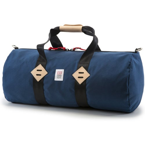 Topo Designs Classic Duffle Bag - Navy