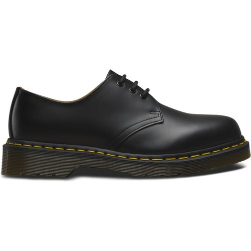 Dr Martens 1461 Smooth Shoes - Black