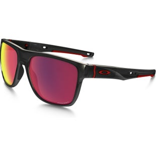 Oakley Crossrange XL Sunglasses - Black Ink ~ Prizm Road