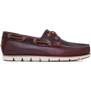 Timberland Tidelands 2 Eye Boat Slip On Shoes - Redwood Brando