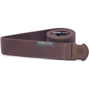 Arcade Belts The Mustang Web Belt - Brown 17