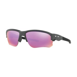 Oakley Flak Draft Sunglasses - Steel ~ Prizm Golf