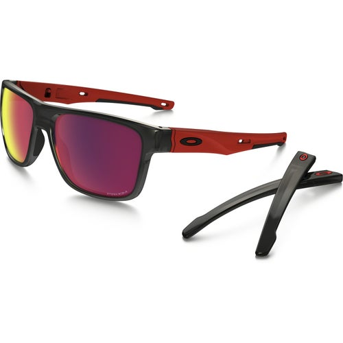 Oakley Crossrange Sunglasses - Black Ink ~ Prizm Road