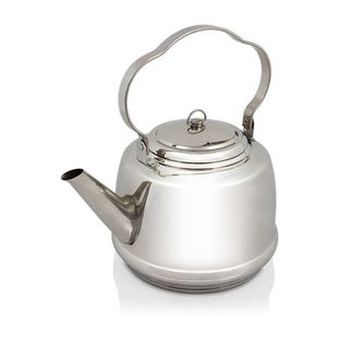 Petromax Teakettle 1.5L Cook System - Silver