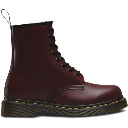 Dr Martens 1460 Smooth Ladies Boots - Cherry