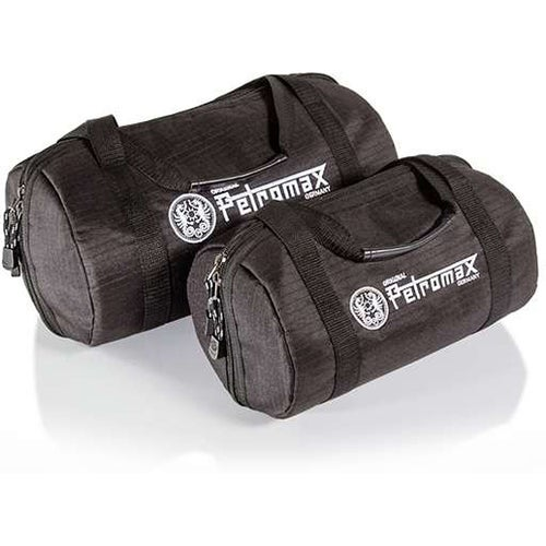 Petromax Transport Bag for Fire Kettle FK2 Camping Accessory - Black