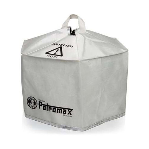 Petromax Convection Lid Camping Accessory - Clear