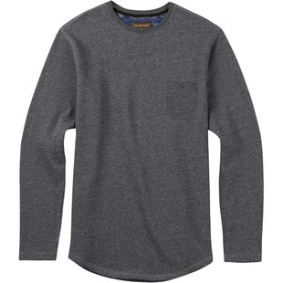 Burton Baja Crew Sweater - Monument Heather