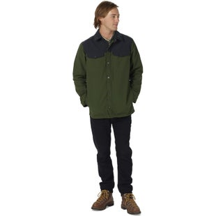 Burton Stead Jacket - True Black Rifle Green