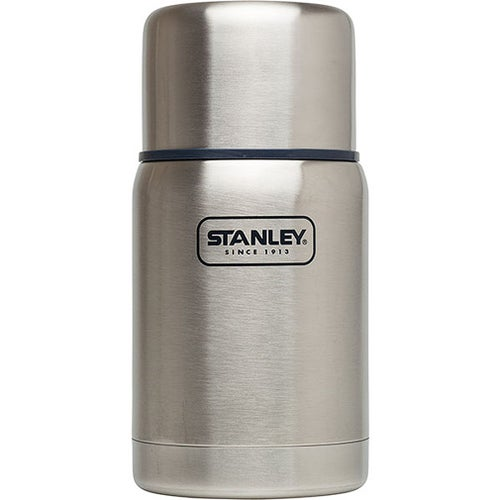 Stanley Adventure 709ml Food Jar Vacuum Flask - Steel