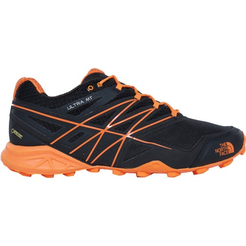 21be34fa61 Chaussures North Face Ultra MT GTX - TNF Black Exuberance Orange