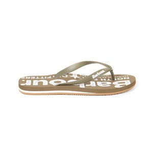 Barbour North Sea Beach Sandals - Olive