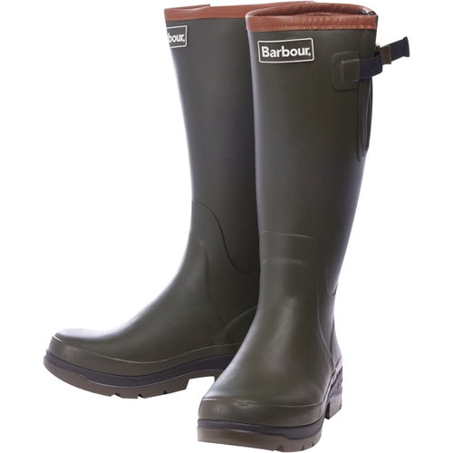 Barbour Tempest Wellies - Olive
