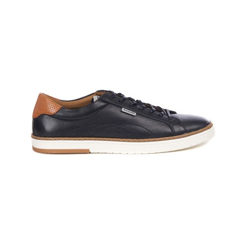 Barbour Howdon Cupsole Shoes - Black