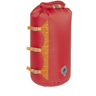 Exped Waterproof Compression Small Stuff Sack - Red