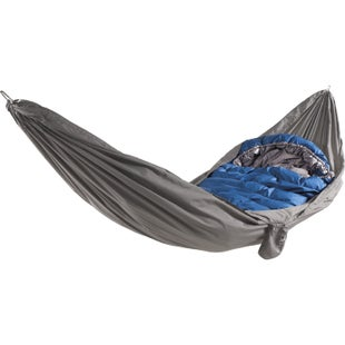 Exped Travel Lite Hammock - Charcoal Grey