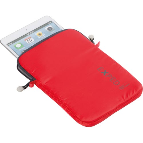 Exped Padded Tablet Sleeve 8in Tablet Case - Red