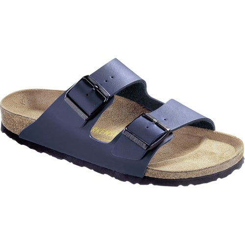 Birkenstock Arizona Birko Flor Sandals - Blue