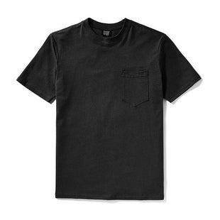 Filson Outfitter Solid One Pocket T Shirt - Faded Black