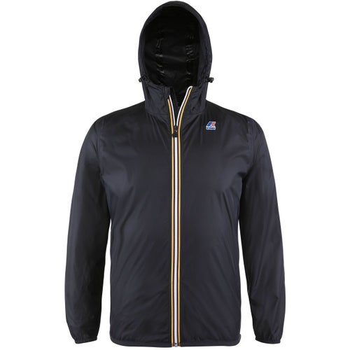 K-Way Le Vrai Claude 3.0 Jacket - Black