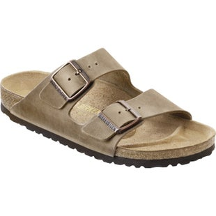 Birkenstock Arizona FL Ladies Sandals - Tabacco Brown