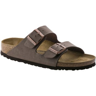 Birkenstock Arizona Birko Flor Graceful Ladies Sandals - Mocca