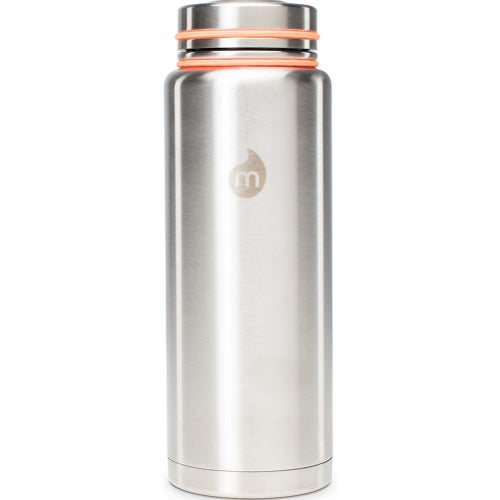Mizu V12 w Stainless Steel Lid Flask - Stainless Steel