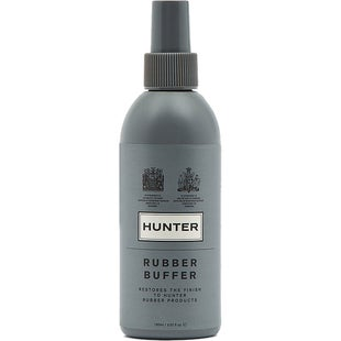 Hunter Rubber Buffer Cleaning - Clear