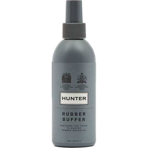 Hunter 150ml Rubber Buffer Cleaning - Clear