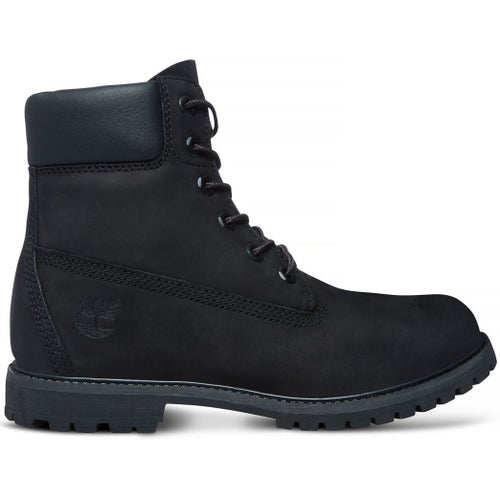Timberland Icon 6in Premium Waterproof Ladies Boots - Black Black