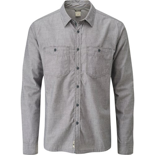 Rab Escape Hacker Shirt - Anthracite