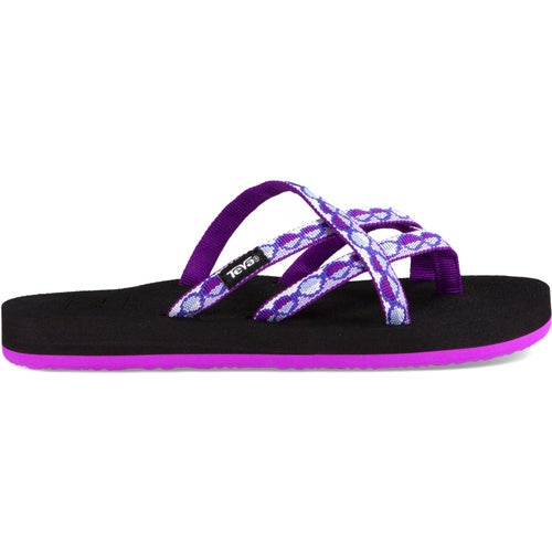 Teva Olowahu Ladies Sandals - Zaro Purple
