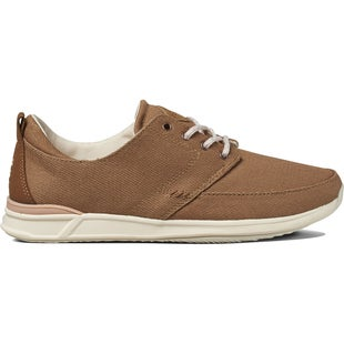 Reef Rover Low Ladies Shoes - Tobacco