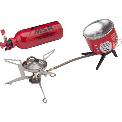 MSR WL~WLI~WLU Expedition Service Kit for Cook System - Red