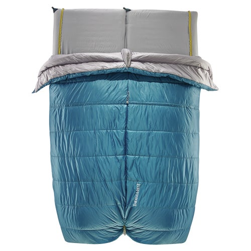 Thermarest Ventana Duo Sleeping Bag - Equinox Blue