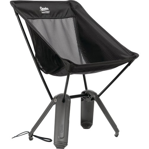 Thermarest Quadra Camping Chair - Black Mesh