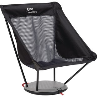 Thermarest Uno Camping Chair - Black Mesh