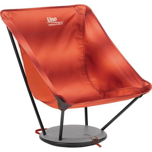 Thermarest Uno Camping Chair - Ember