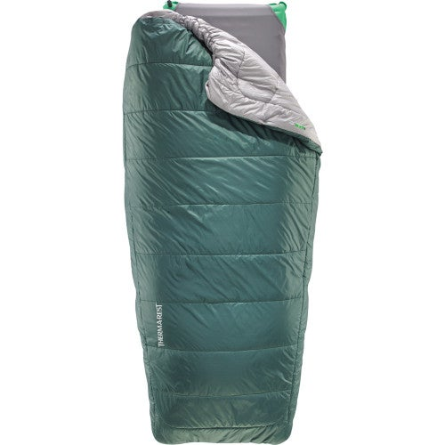 Thermarest Apogee Quilt Large Blanket - Cilantro Grey