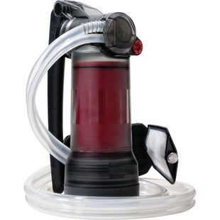 MSR Guardian Pump Water Purification - Red