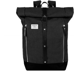 Sandqvist Rolf Backpack - Waxed Black