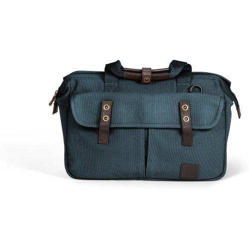 Millican Martin Briefcase Bag - Grey Blue