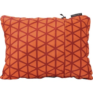 Thermarest Compressible Large Travel Pillow - Cardinal
