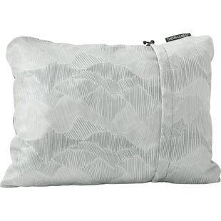 Thermarest Compressible Medium Travel Pillow - Grey