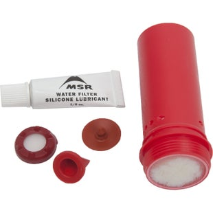MSR Replacement Cartridge for TrailShot Microfilter Water Purification - Clear