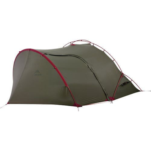 MSR Hubba Tour 1 Tent - Green