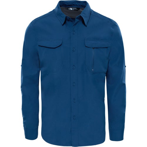 North Face Sequoia Shirt - Shady Blue