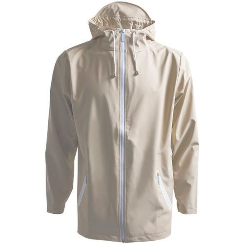 Rains Breaker 17 Jacket - Sand