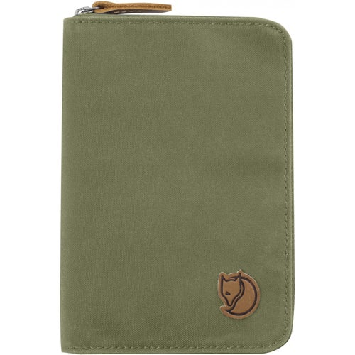 Fjallraven Passport Wallet Document Holder - Green
