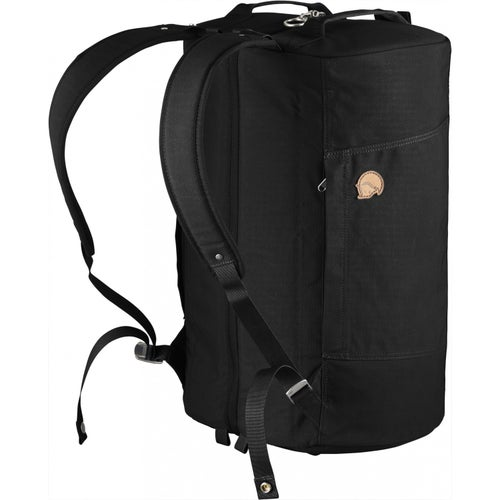 Fjallraven Splitpack Duffle Bag - Black